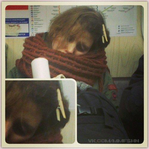 Жертвы моды - Московское метро