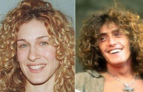 Похожие знаменитости: мужчины и женщины