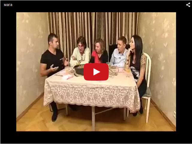 """Буйный Магомед в """"Званом ужине"""""""