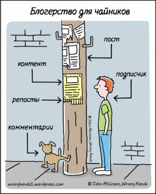Прикольные комиксы Джона Аткинсона