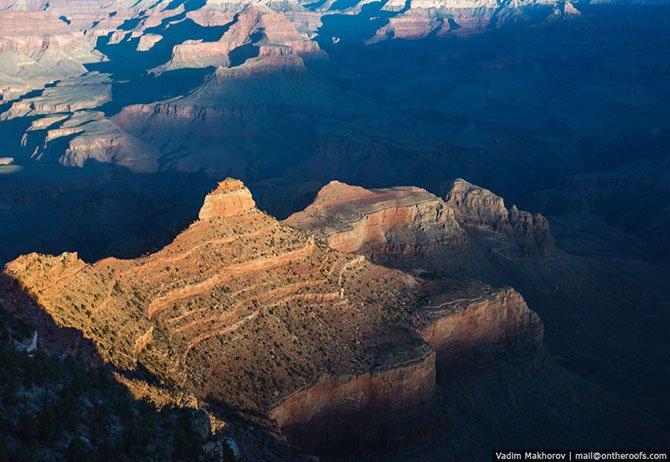 Красивые пейзажи США