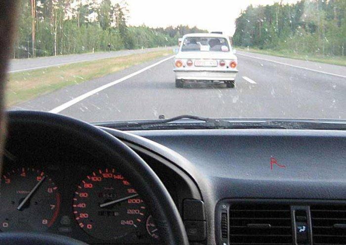 Прикольный тюнинг автомобилей