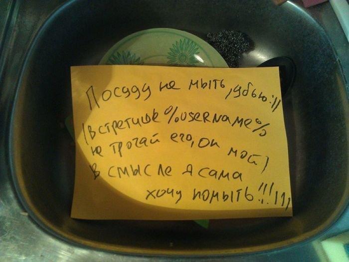 Смешные записки