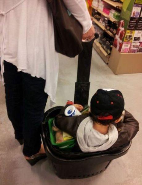 Странные родители и их дети