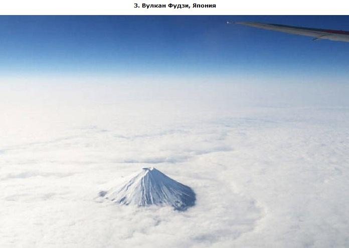 Прикольные картинки из путешествий. Фото с борта самолета