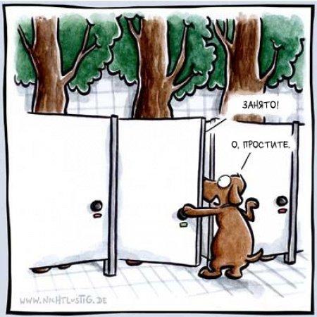 Комиксы художника Йоши Зауера. Позитивные картинки