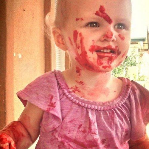 Маленькие дети - большие разрушители. Прикольные картинки