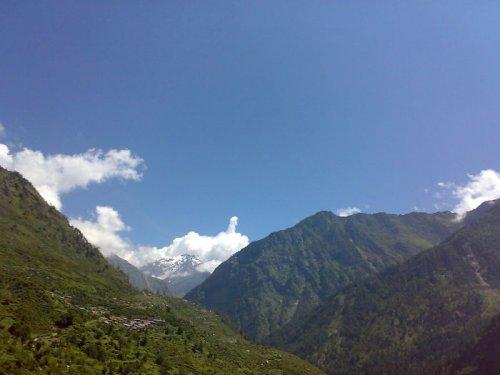 Необычные облака красоты природы
