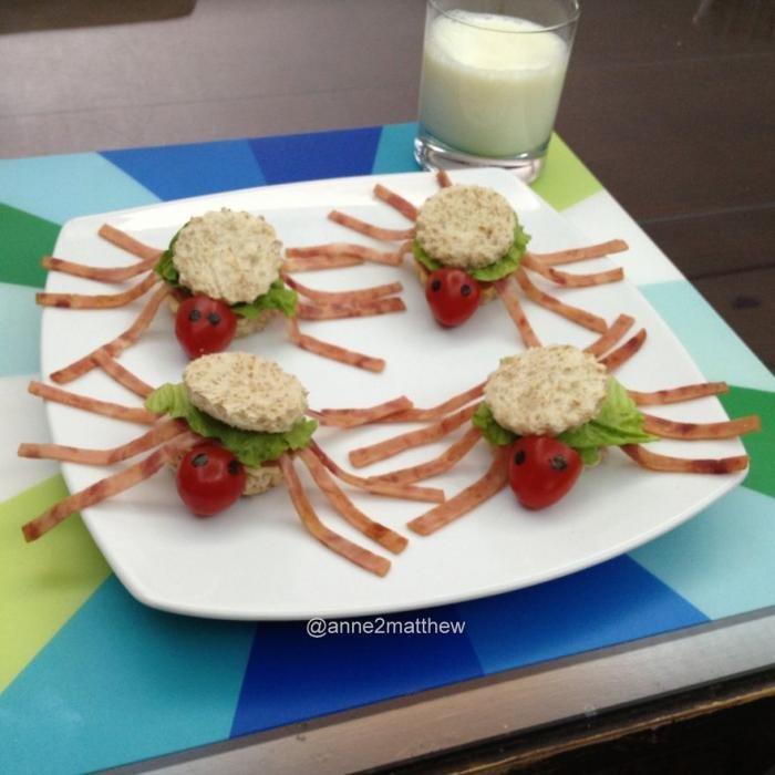 Самые весёлые завтраки для детей. Прикольные картинки