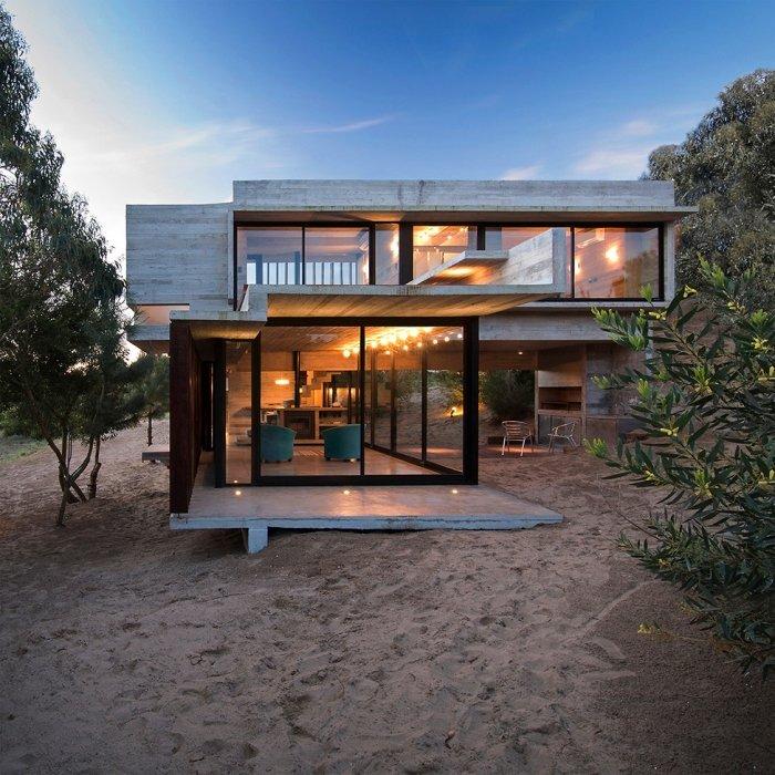 Крутые дома - красивые картинки