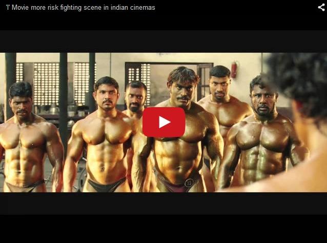 Индийское кино отжигает. Драка культуристов