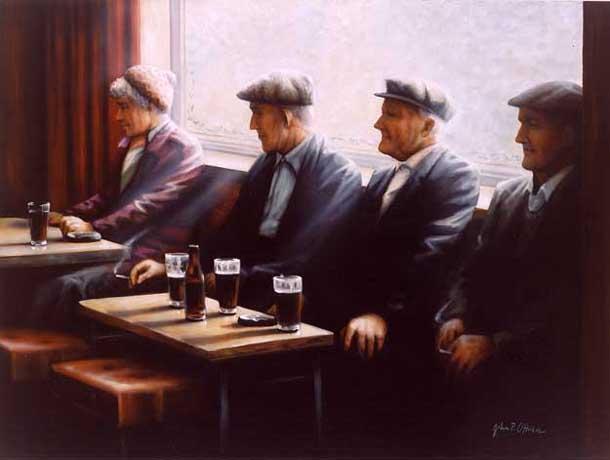 Пабы в Ирландии.  Больше чем просто бар