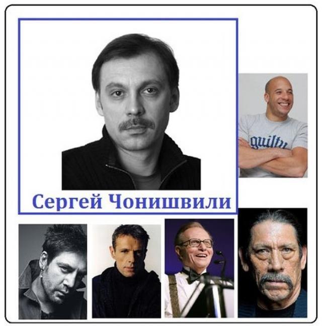 Дублёры известных киноактёров. Голос в кино
