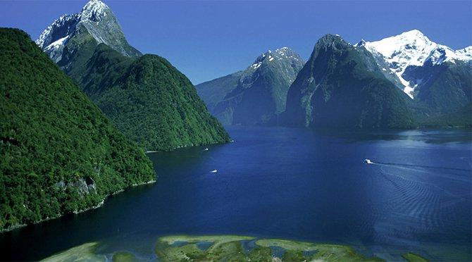 Самые неосвоенные места планеты. Путешествия по красивым пейзажам