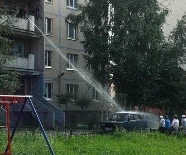 Такие приколы бывают только в России