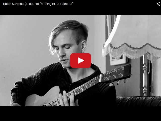 Робин Сукрозо - супер исполнение на гитаре