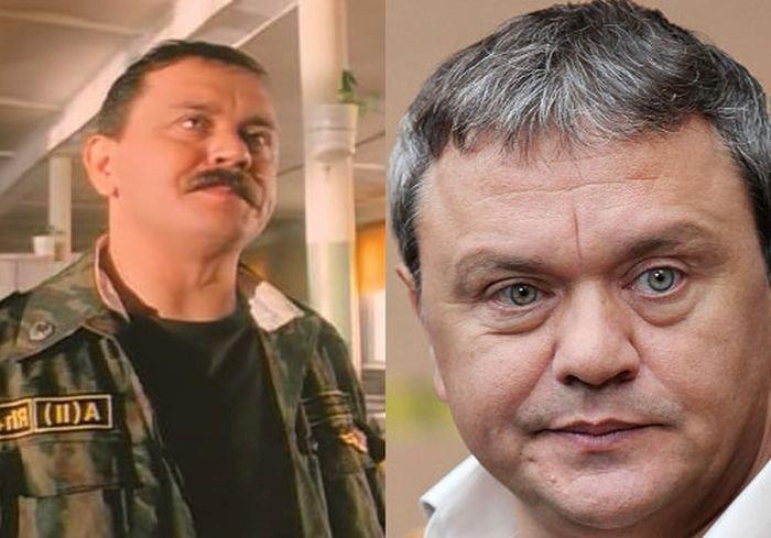 """Актёры комедии """"ДМБ"""" 15 лет спустя. Сравнительные фото"""