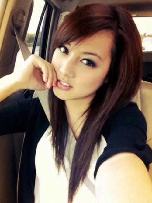 Симпатичные азиатки. Красивые девушки