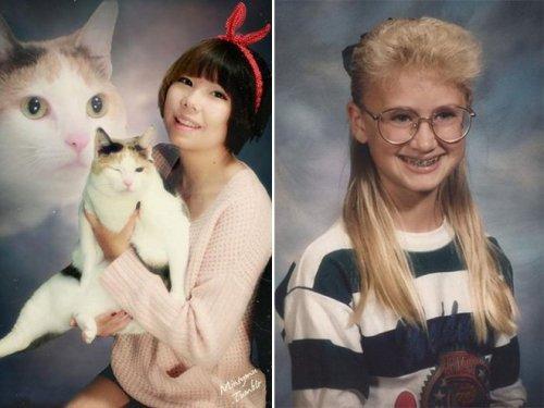 Смешные школьные фотографии. Прикольные картинки