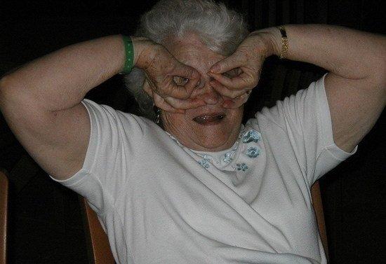 Прикольные старушки. Весёлая старость