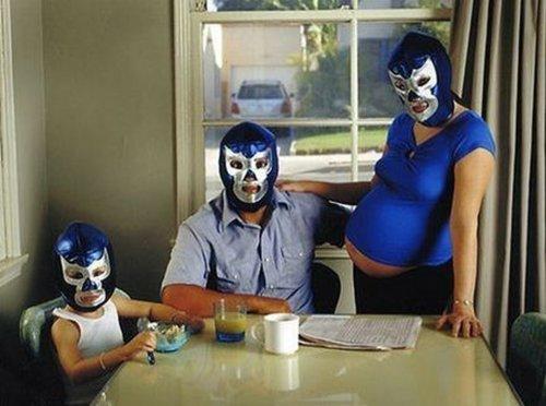 Смешные и забавные фотографии беременных