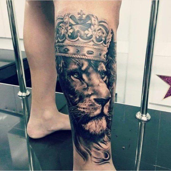 Реалистичные 3D татуировки. Красивые картинки