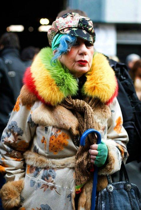 Уникальные модники.  Жертвы красоты