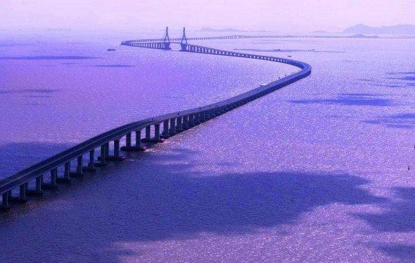 Самые необычные мосты мира. Чудеса архитектуры