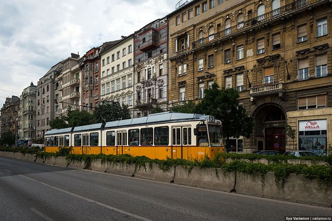 Прогулка по Будапешту. Путешествия городам мира