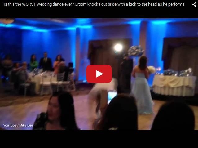Как вырубить невесту? Свадебное видео