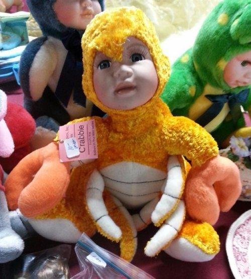 Странные детские игрушки. Смешные картинки