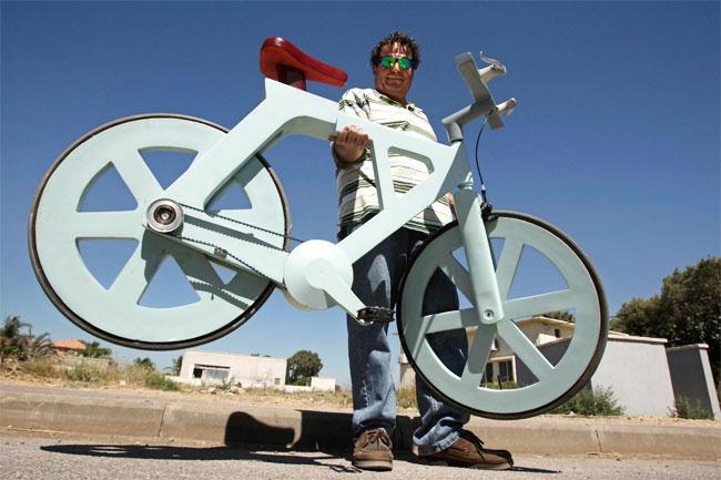 История велосипедов в фотографиях