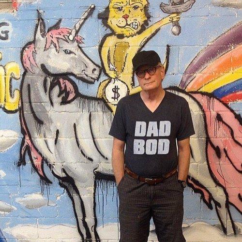Модные папы из Инстаграма. Смешные картинки