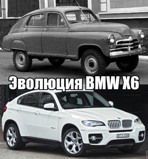 Свежие приколы про автомобили