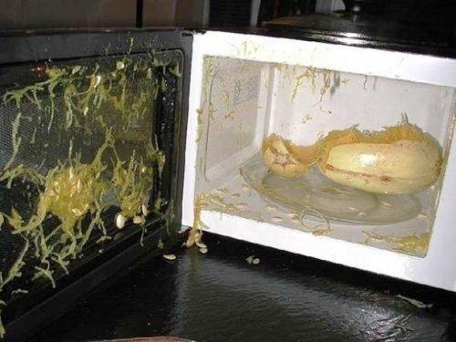 Кулинарные неудачи. Смешные картинки