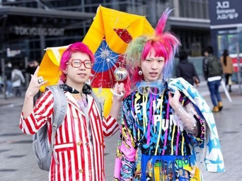 Мода народа. Картинка дня
