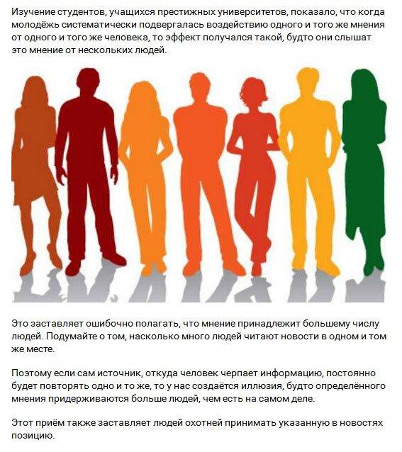 Неутешительные факты о человеке