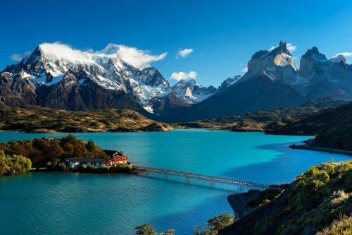 Путешествия по красивые местам планеты