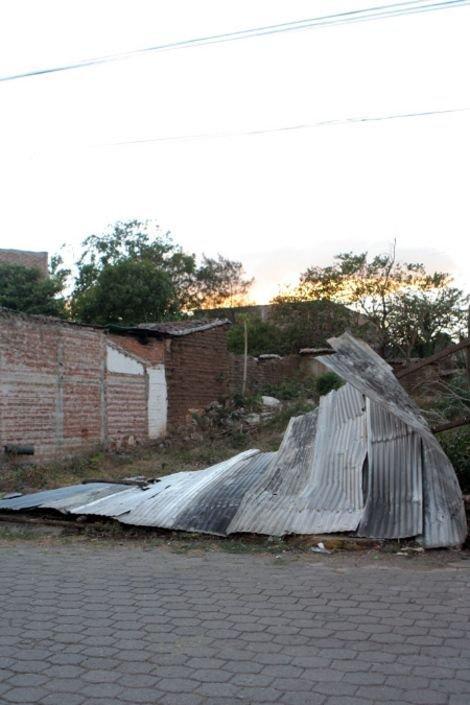 Последствия урагана в Латинской Америке