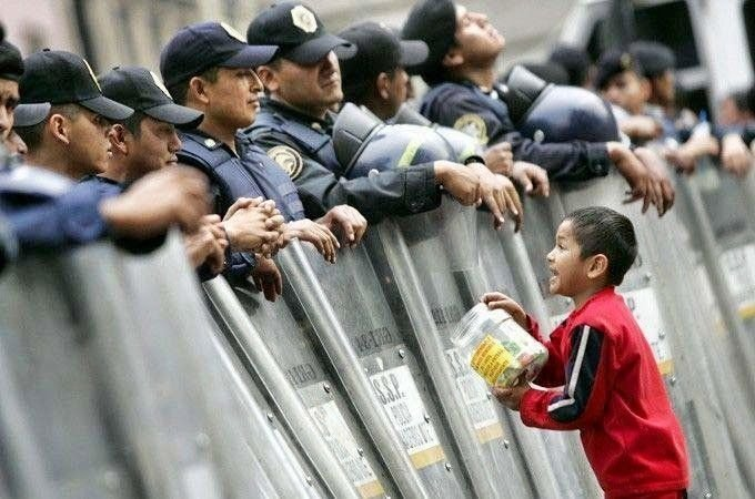 Протесты со всего мира. Путешествия по странам