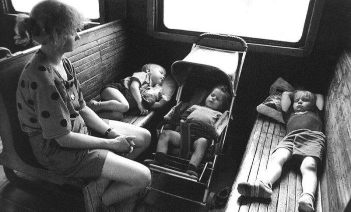 Безмятежное советское прошлое. Интересные фото