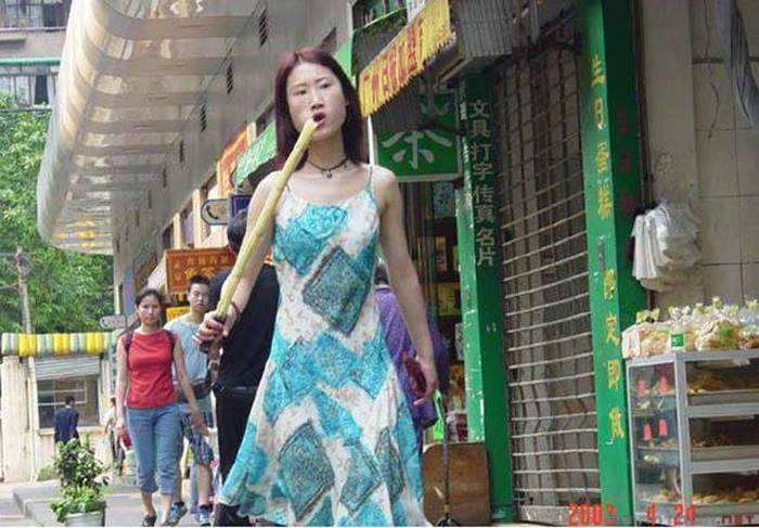 Прикольные картинки из Азии