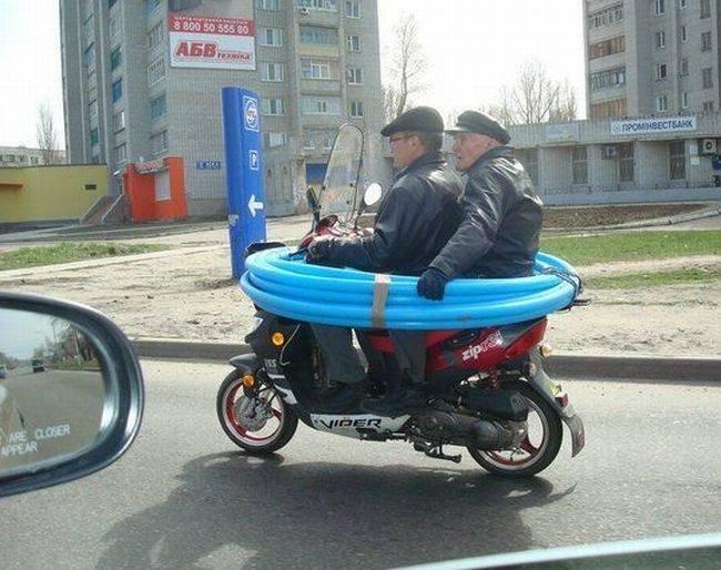 Такое только в России... Смешные картинки