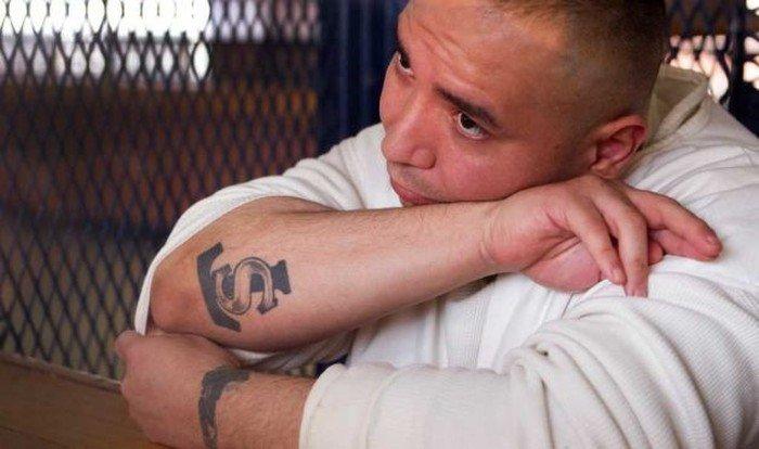 Тюремные тату разных стран. Интересное фото