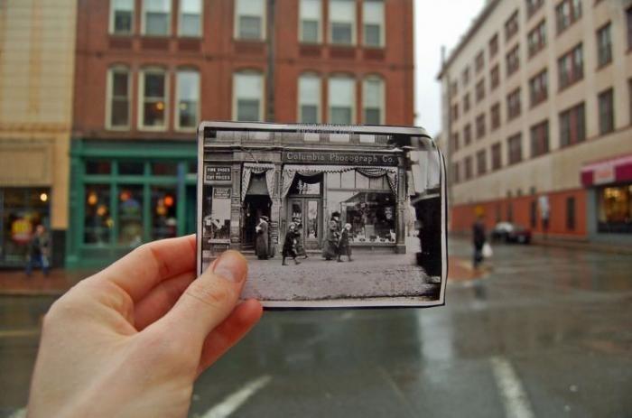 Взгляд в прошлое. Красивые фото