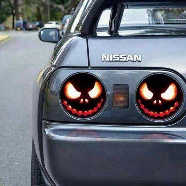 Веселая подборка автомобильного юмора