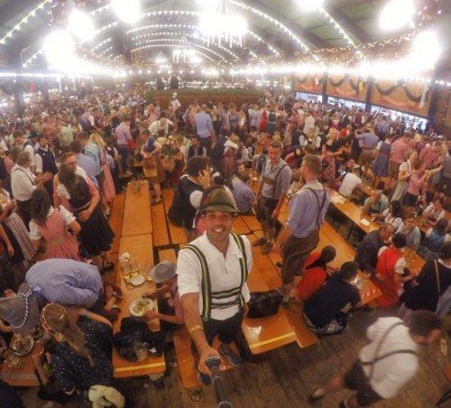 Фестиваль пива в Германии. Путешествия по миру