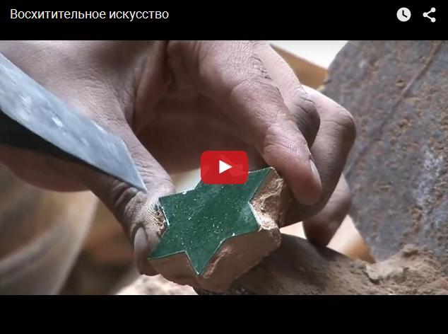 Удивительное искусство арабских плиточников