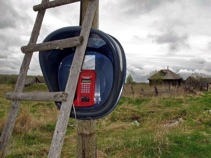 Брошенные русские деревеньки. Путешествия по России