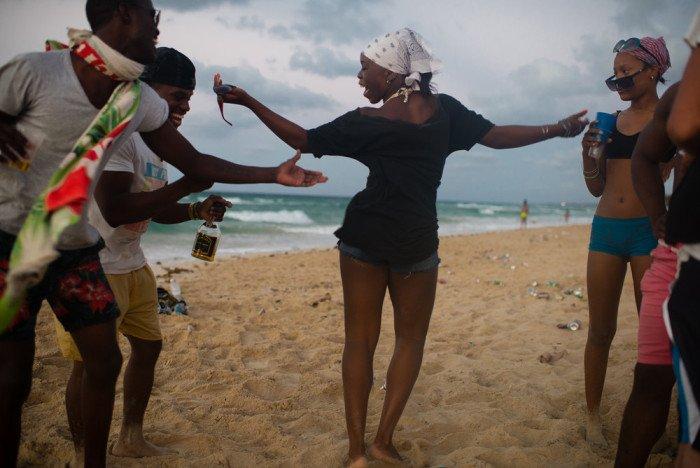 Жизнь на Кубе. Фото из путешествий